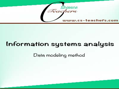 Data modeling method